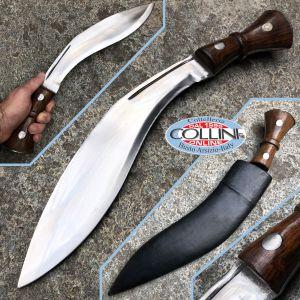 Kukri Artigianale - Panawal wooden knife full tang 43cm - Nepalese knife