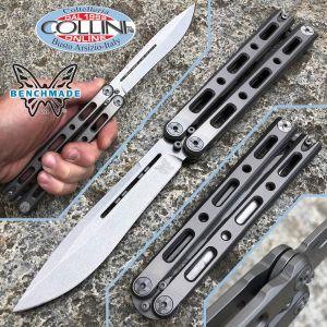 Benchmade - Model 85 Billet Titanium knife - knife