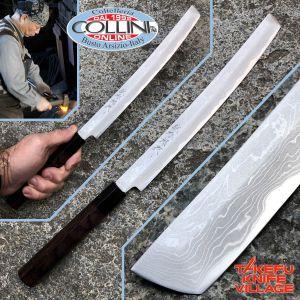 Takefu Village - Takobiki Knife 260mm by Mr. Masanobu Okada - F-276R - kitchen knife