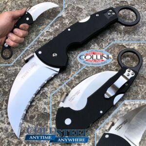 Cold Steel - Tiger Claw Karambit knife - Serrated Edge - 22KFS - knife