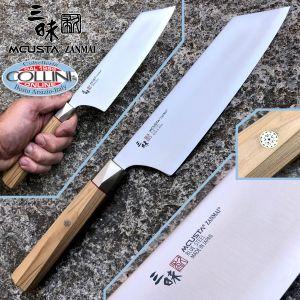 Mcusta Zanmai - Beyond Bunka knife 18cm - Aogami Super steel - ZBX-5016B - kitchen knife