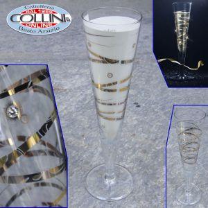 Ritzenhoff - Champus Celebration Glass 2021 with crystals from Swarovski