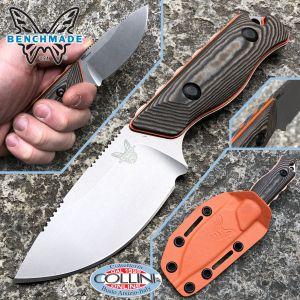 Benchmade - Hidden Canyon Hunter knife CPM-S90V - 15017-1 - kydex - fixed knife