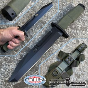 ExtremaRatio - Bayonet O.D. Green Civile NFG Fulcrum knife - Testudo - knife