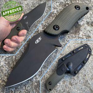 Zero Tolerance - Strider Fixed Blade Ranger - Green knife - ZT0121 PRIVATE COLLECTION
