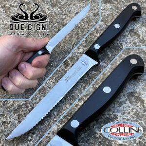 Due Cigni - Classic Line 2C - serrated steak knife 11cm - 766 / 11D - kitchen knife