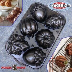 Nordic Ware - Autumn Treats Pan
