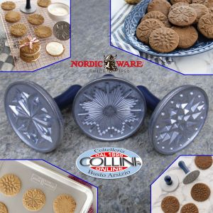 Nordic Ware -  Starry Night Cookie Stamps