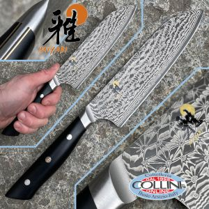 Zwilling - Miyabi Hibana 800DP - Santoku 180mm. 54487-181 - kitchen knife