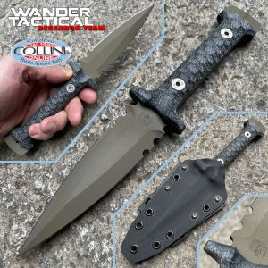 Wander Tactical - Dagger Tool - Limited Edition - craft knife