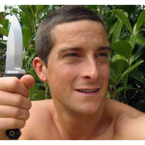 BayleyKnife - S4 Bear Grylls Survival Custom Knife - PRIVATE COLLECTION - handcrafted knife