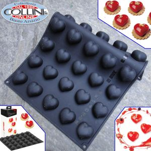 Pavoni - Silicone Mould PASSION PX4325
