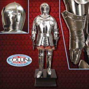 Museum Replicas Windlass - Complete armor of Augusta - 300508 - 205 cm - handcrafted