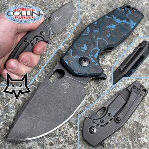 Fox - Suru by Vox - Limited Edition Artic Storm Carbon Fiber - FX-526LE CF - knife