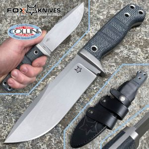 Fox - Outdoor by Reichart Markus - Micarta - FX-103MB - knife