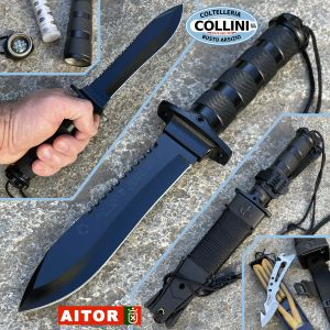 Aitor - Jungle King II Black knife - 16013N - knife