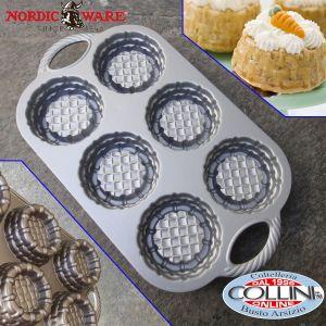 Nordic Ware - Shortcake Baskets Cakelet Pan