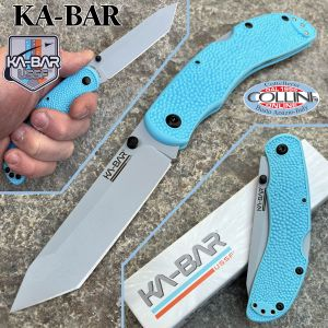 Ka-Bar - USSF Space Force Corser Folder Knife 5698SF - Blue GFN - knife