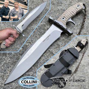 Pohl Force - MK-9 Last Blood Heartstopper - Rambo 5 CNC² Edition - Kydex Set - knife