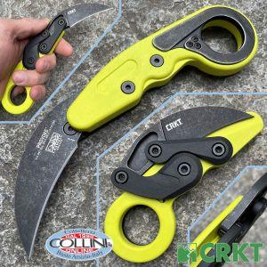 CRKT - Provoke Zap - Kinematic Morphing Karambit - 4041G - Knife