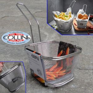 Gefu - Mini serving basket BBQ, large