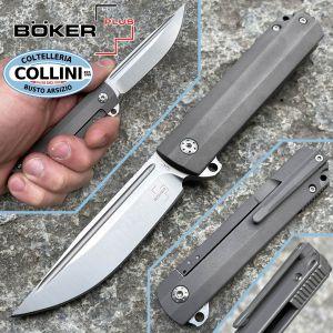 Boker Plus - Cataclyst Titanium Flipper - 01BO640 - knife