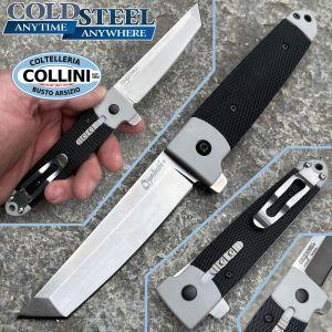 Cold Steel - Oyabun Tanto Flipper Folder - 26T - knife