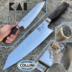 Kai Japan - Shun Premier Tim Mälzer TDM-1783 Kiritsuke 20cm Anniversary Limited Edition - kitchen knives