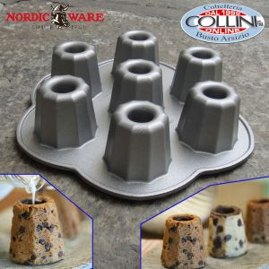 Nordic Ware - COOKIES & CREAM mould - cake tin