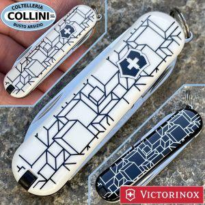Victorinox - Cubic Illusion - Classic 58mm - Limited Edition 2021 - 0.6223.L2105 - Coltello
