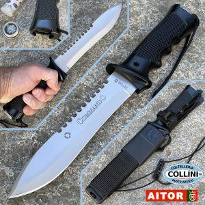 Aitor - Commando Satin knife - 16020 - knife
