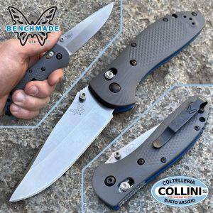 Benchmade - Griptilian - Axis Grey G10 & CPM-20CV - 551-1 - Knife