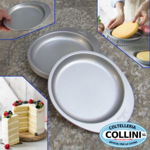 Decora - Round layered cake mold set