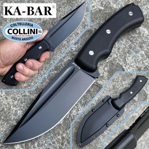 Ka-Bar - IFB Drop Point Fixed Blade - 5350 - knife