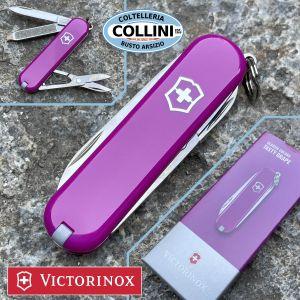 Victorinox - Tasty Grape - Classic SD Colors 58mm - 0.6223.52G - Coltello