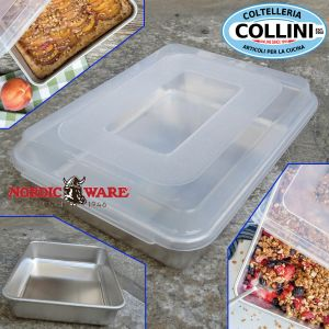 Nordic Ware - Naturals High Sided Sheetcake Pan with Lid