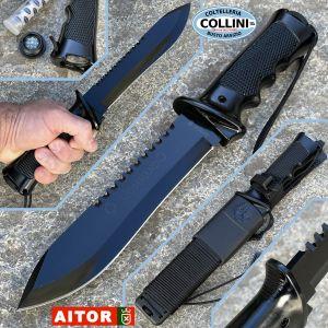 Aitor - Commando Black knife - 16021 - knife