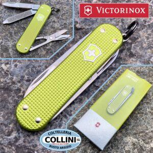 Victorinox - Lime Twist - Alox Classic SD Colors 58mm - 0.6221.241G - Coltello