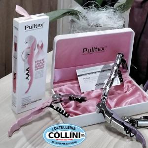 Pulltex - Corkscrew - PINK