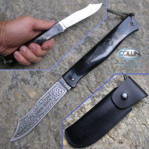 Douk Douk - Large Gaine Cuir knife - coltello