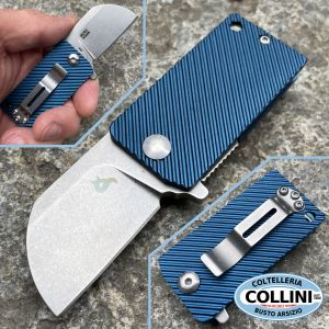 BlackFox - B-Key - EDC Pocket Knife - Blue - BF-750BL - knife