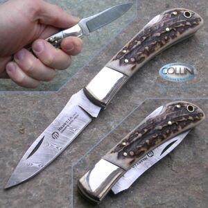 Maserin - Caccia Cervo Damasco 125/1CVD - coltello