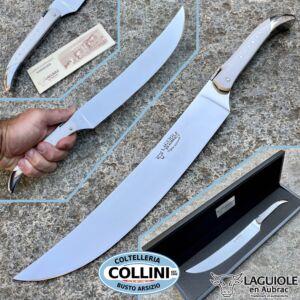 Laguiole en Aubrac - Sommelier sabre Lisse Origine Concorde - Sabrage