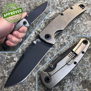 Oberland Arms - Titan Sepp Knife design T. Rumici - PRIVATE COLLECTION - knife