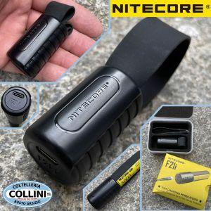 "Nitecore - F21i - Charger and Powerbank for Nitecore ""i-Series"" Batteries NL2150HPi"