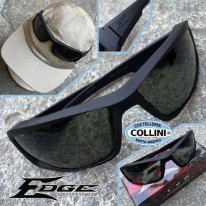 Edge Tactical Eyewear - Hamel TT Black tactical eyewear - G-15 Vapor Shield Lens - XH61-G15-TT