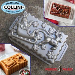 Nordic Ware - Santa's Sleigh Loaf Pan
