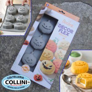Decora -  Silicone zucchette mold - Halloween
