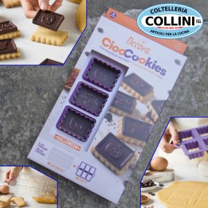 Decora - CiocCookies Halloween pastry cutter