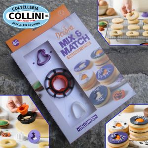 Decora - Mix and Match Halloween pastry cutter